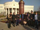 Islom Karimov muzeyiga tashrif davom etmoqda !!!